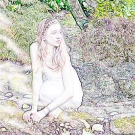 Masha in She Moon