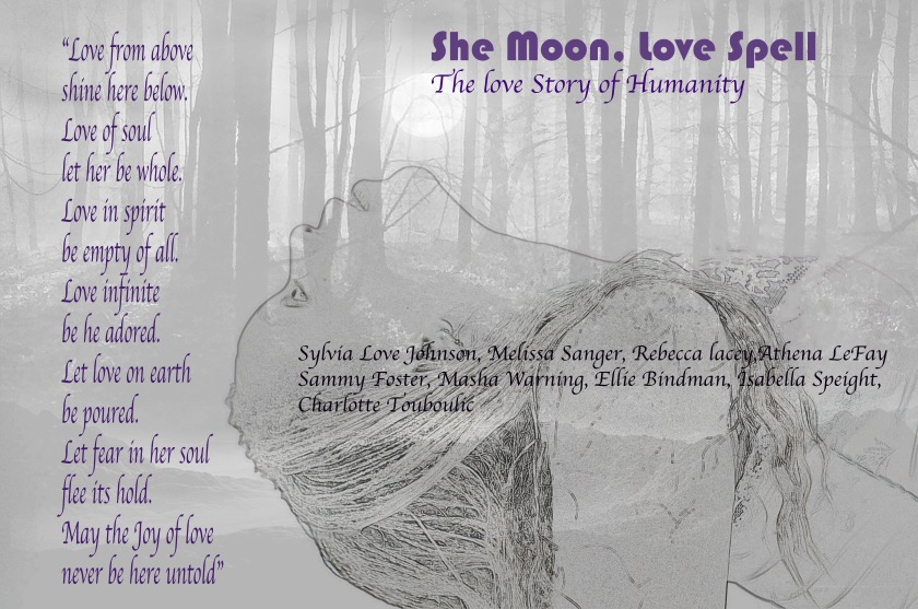 She Moon, Love Spell a Experimental Film Sylvia Love Johnson