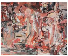 CECILY BROWN (B. 1969) UNTITLED