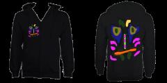 KidsCaraZoodie (Black) £55 Sizes: 5- 6, 7-8, 9-10, 11-12, 12-14 years old