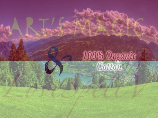 100% organic cotton eco fashion