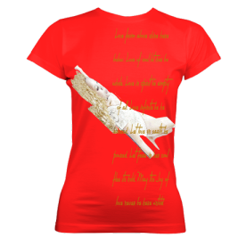 Ladies OrganicGoldDream (Red) £36