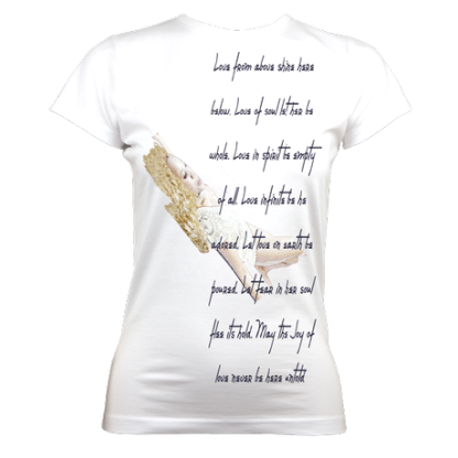 Ladies OrganicLoveSpellDream (White) £36