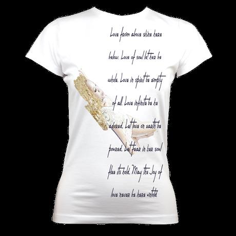 Ladies OrganicLoveSpellDream (White) £36