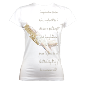 Ladies OrganiSilverDream (White) £46