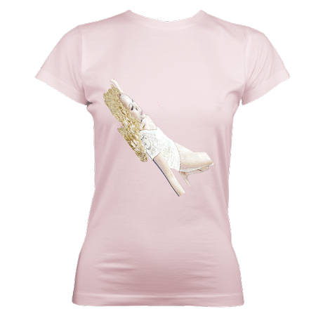 Ladies Organic TLS (Soft Pink) £35