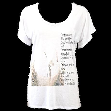 LightWeight LoveSpellPoem (White) £69