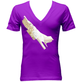 LoveSpellV Unisex (Purple) £45