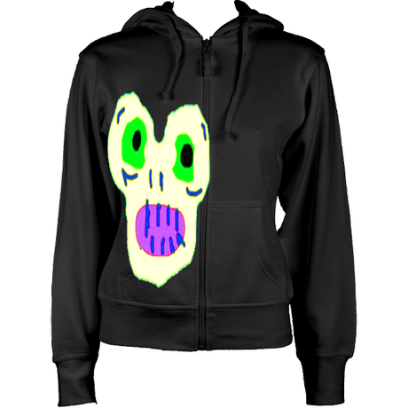 Women'sMagicMoster Hoodie Black £41 Sizes: 8,10,12,14,16