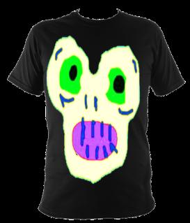MagicMoster Kids T-Shirt (Black) £36 Sizes: 5-6, 7-8, 9-10, 11-12, 13-14,