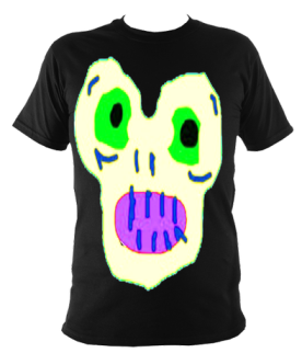 MagicMoster Kids T-Shirt (Black) £36 Sizes: 5-6, 7-8, 9-10, 11-12, 13-14,