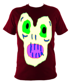 MagicMoster Kids T-Shirt (Cardinal) £36 Sizes: 5-6, 7-8, 9-10, 11-12, 13-14,