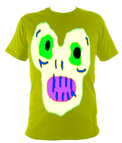 MagicMoster Kids T-Shirt (Lime) £36 Sizes: 5-6, 7-8, 9-10, 11-12, 13-14,