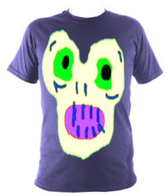 MagicMoster Kids T-Shirt (Violet) £36 Sizes: 5-6, 7-8, 9-10, 11-12, 13-14,