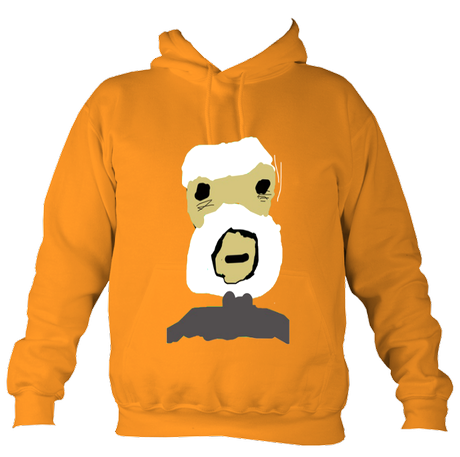 Kids ViejoCollege Hoodie Orange £47 Sizes: 5-6, 7-8, 9-10, 11-12, 13-14,