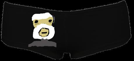 Viejo HipHugger Shorts (Black) £28