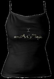 Art Camisole (Black) £29