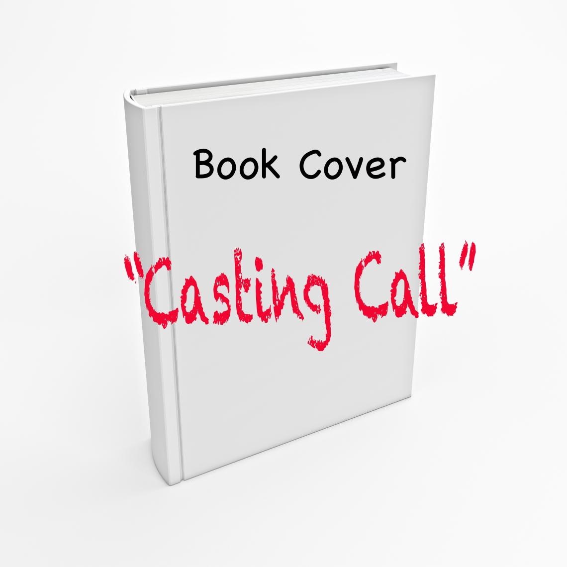 BookCoverCasting Call