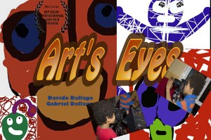 Art's Eyes Kids Art Movie