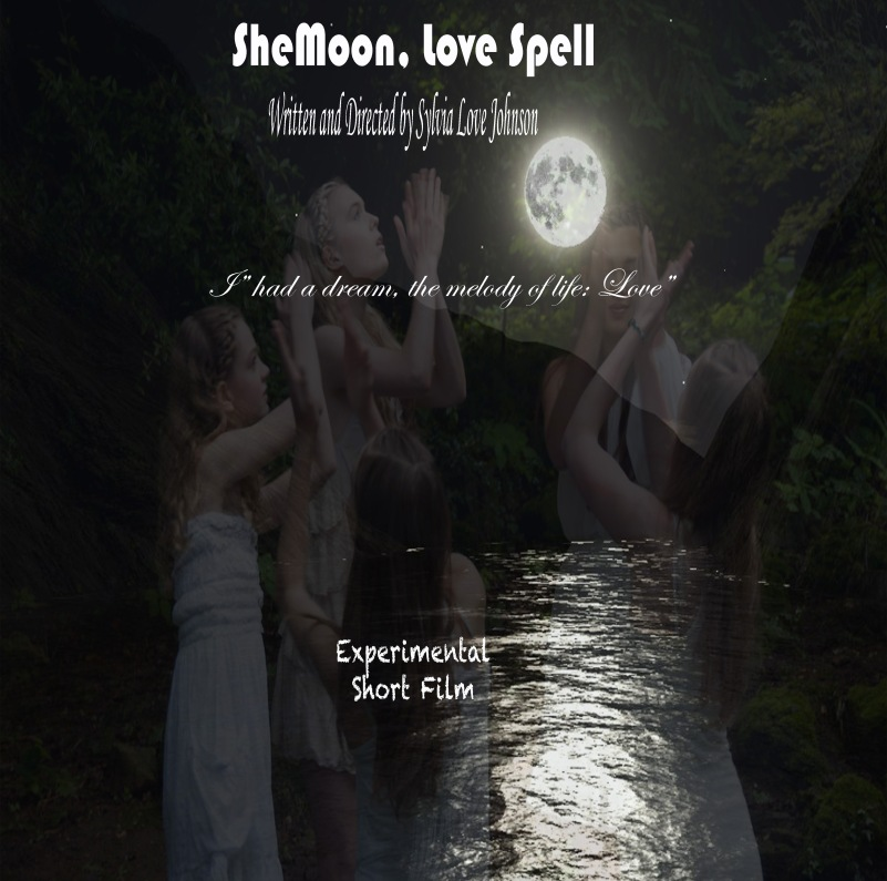She MOon, Love Spell A Short Film by Sylvia Love Johnson.
