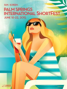 Forgotten Paradise at Palms Spring International ShortFest Market
